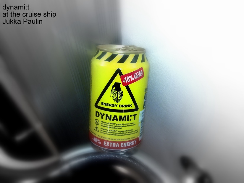 Dynami:t can, beverage